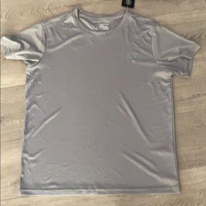 Under Armour men's T-shirt's silver defect grey